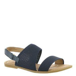 Born❤️NWT❤️Midnight Navy sandal hanz size 11